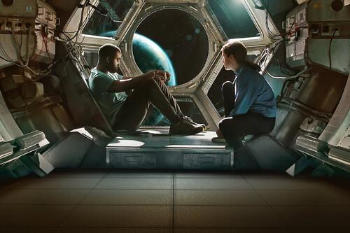 'Polizón': un claustrofóbico drama espacial de Netflix que plantea un dilema estimulante