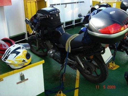 Scotland 2009 Ferry