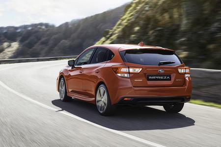 El nuevo Subaru Impreza estará en el Salón de Frankfurt, pero ya se deja ver en imágenes