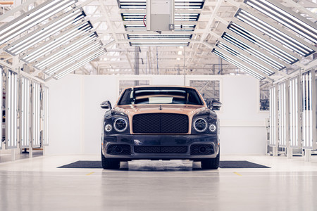 Mulsanne End Of Production 8