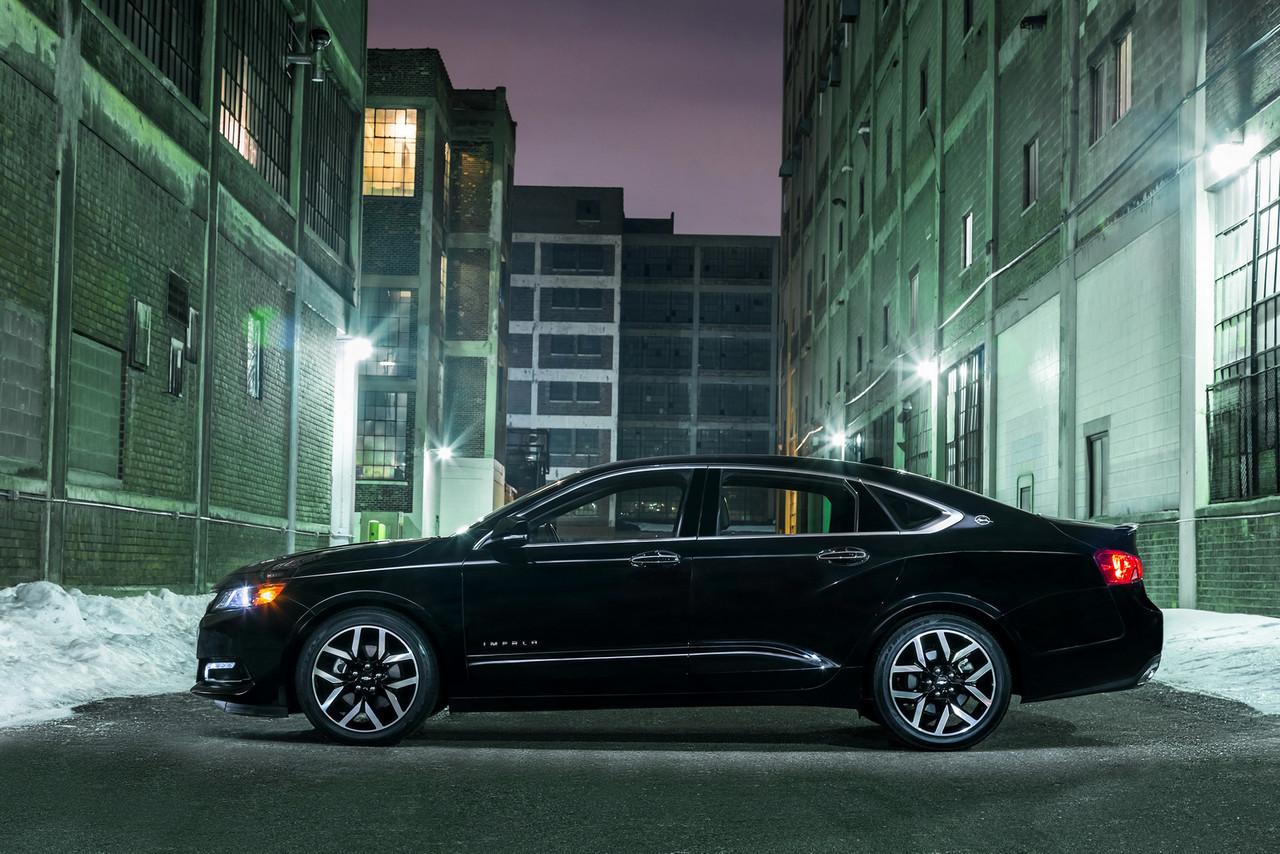Foto de Chevrolet Impala Midnight Edition (3/4)