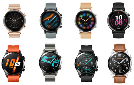 Huawei Watch Gt 2 Screen With Crystal 3d And Processor Kirin A1 For The New Smart Watch From Huawei Phoneia