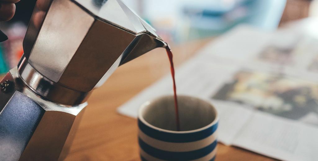 que tipo de mezcla es el cafe con agua
