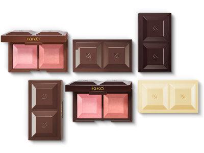 Kiko lanza los Blush Cocoa Shock, unos coloretes irresistibles