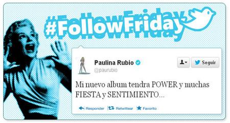 """#FollowFriday de Poprosa: """"De como darse un martillazo y no morir en el intento"""""""