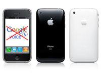 Apple expulsa Google Voice de la AppStore
