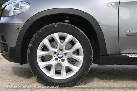 BMW X5 4.0d xDrive llantas