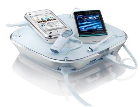 Nokia DT-600, multicargador con estilo