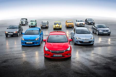 80 años de Opel Kadett/Astra dan para mucho, ¿los conoces todos?