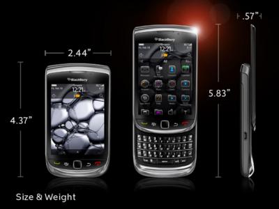 BlackBerry OS 6.1 para finales de esta primavera, con sustanciales mejoras