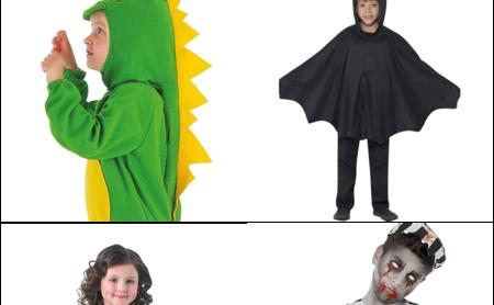En Amazon tenemos estos 14 disfraces de Halloween para niños por menos de 12 euros