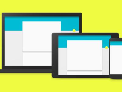 Google actualiza las líneas de diseño de Material Design con hasta siete nuevas secciones