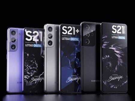 La serie Galaxy S21 tendrá cubierta trasera de plástico, según reporte: policarbonato reforzado para los nuevos flagships de Samsung