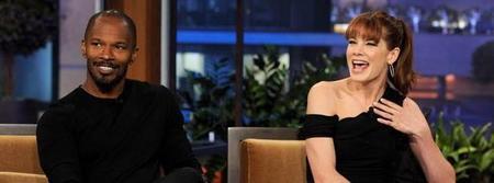 Jamie Foxx y Michelle Monaghan en el remake de 'Noche de venganza'