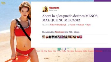 ¡Zaira Nara y Diego Forlán no se casan! ¿Qué habrá pasado?