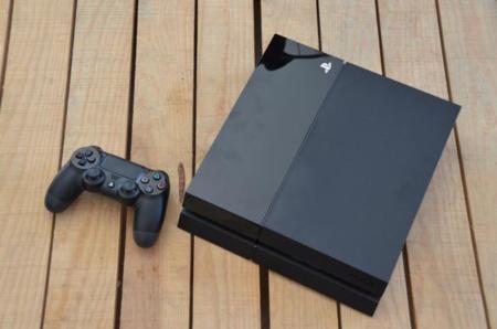Sony PS4 diseño