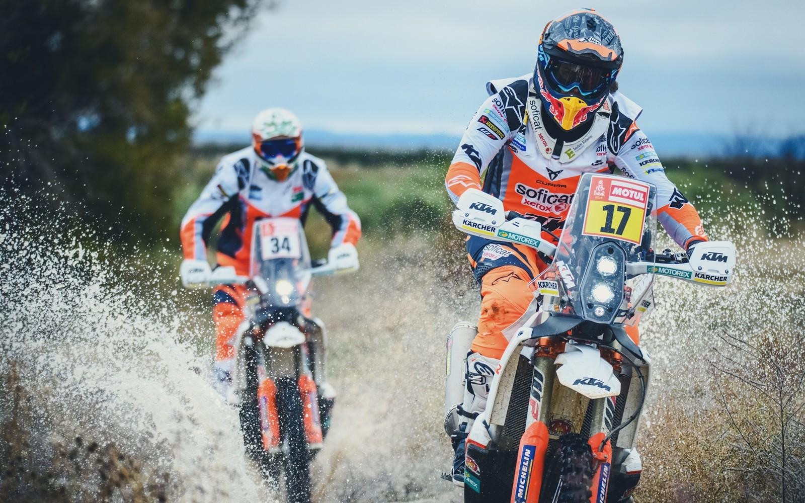 Foto de KTM 450 Rally Dakar 2019 (47/116)