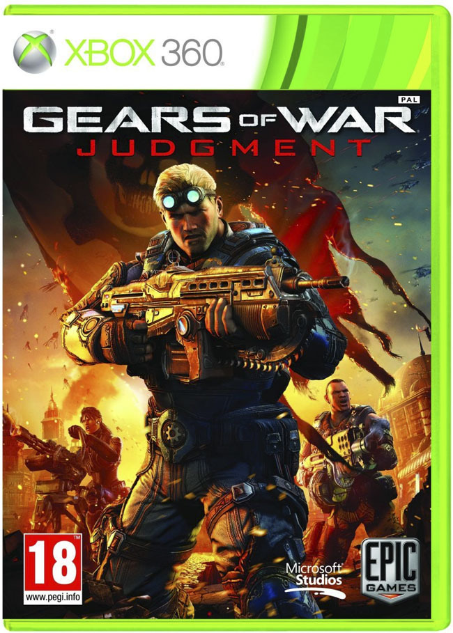 Foto de Gears of War: Judgment (1/1)
