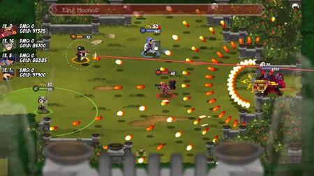 Full Metal Furies es el nuevo videojuego de los responsables de Rogue Legacy