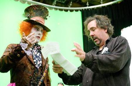 Taquilla USA: Alicia y Tim Burton imparables