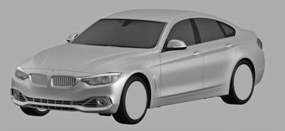 BMW Serie 4 Gran Coupé, otro modelo en ciernes