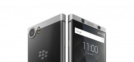 BlackBerry KEYone: así es la nueva BlackBerry con Android y teclado físico