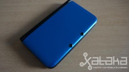 Nintendo 3DS XL nuevo diseño