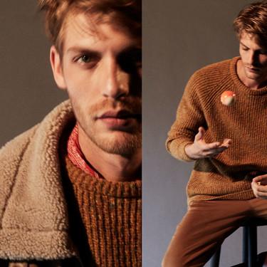 Estos son los colores del otoño según Zara Man