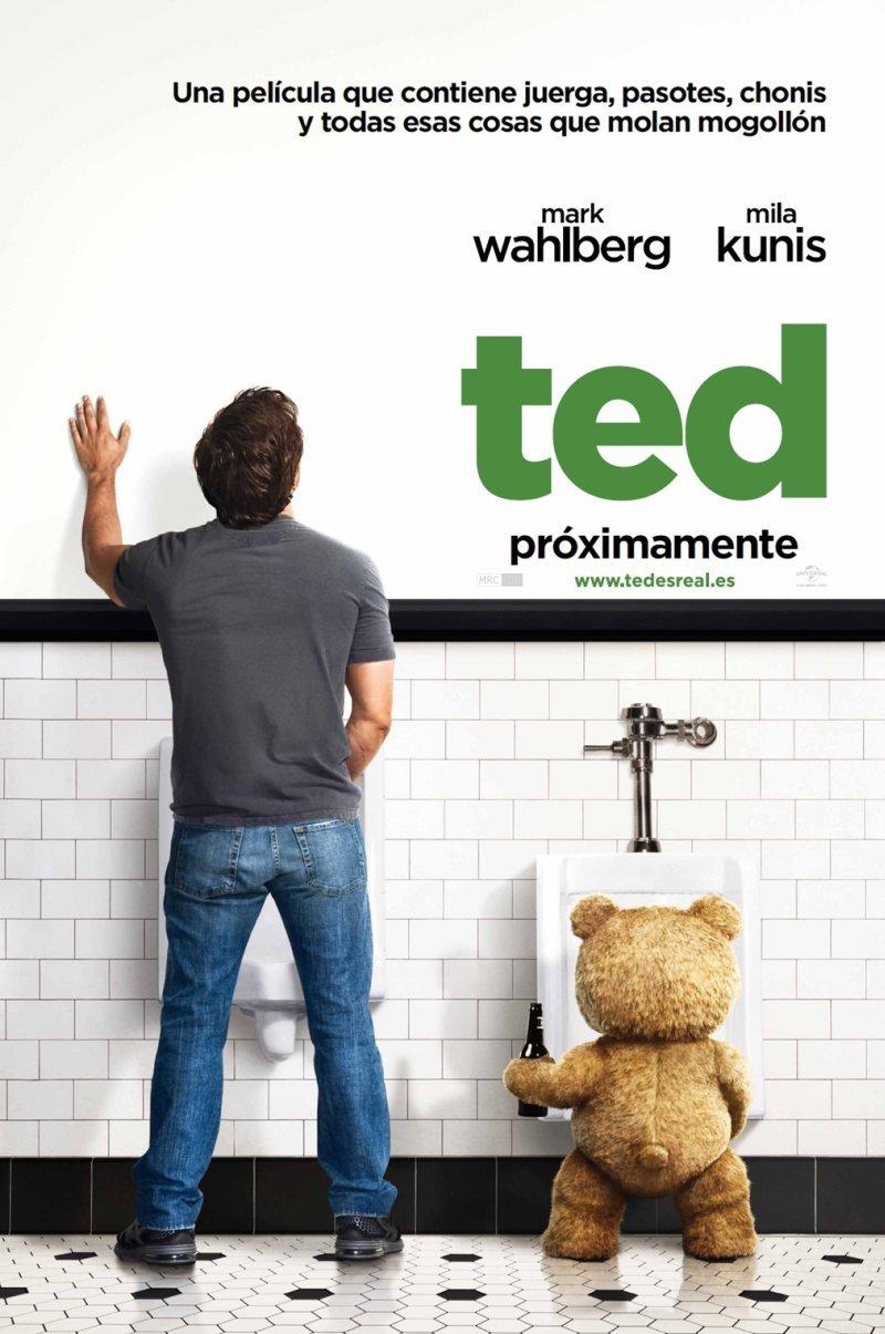 Foto de 'Ted', carteles (1/5)