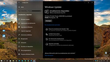 Microsoft anuncia que la actualización de Windows en primavera será casi un Server Pack y no tendrá casi novedades