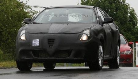 Alfa Romeo Milano, se acerca el sustituto del Alfa 147