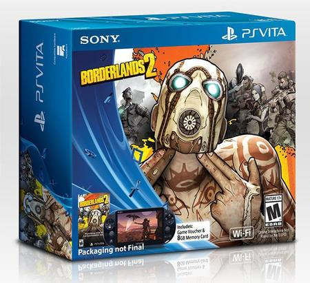 Bundles de PS Vita Slim en USA y Latinoamérica