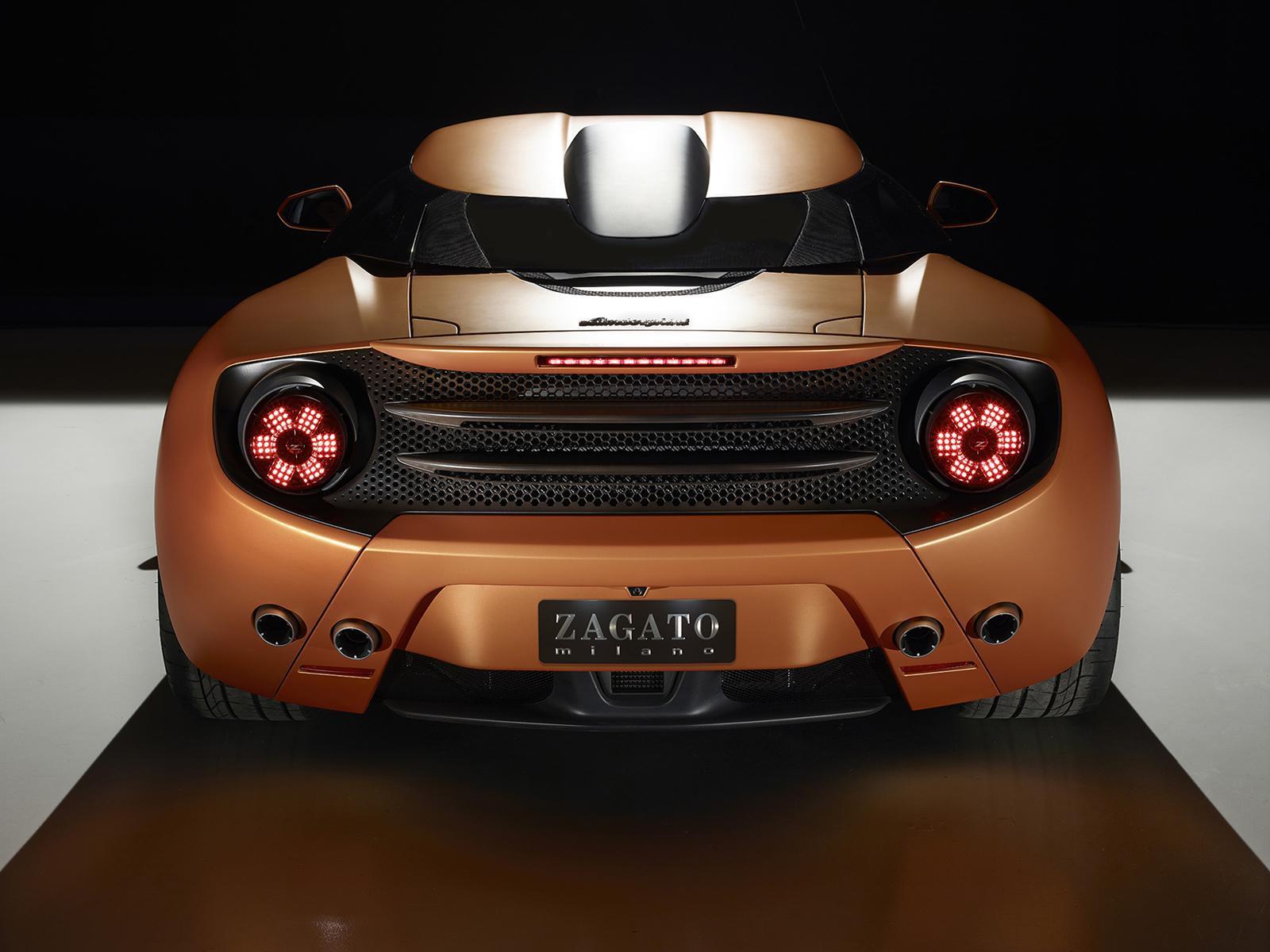 Foto de Lamborghini 5-95 Zagato (3/4)