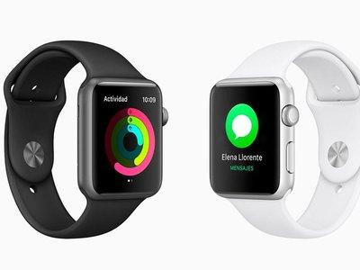 Con el Apple Watch Series 1 en Mediamarkt, te puedes ahorrar unos euros en tu regalo de San Valentín