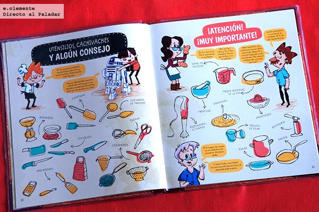 La cocina de sam y su familia libro de recetas para ni os for Libro cocina para ninos