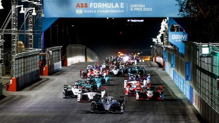 Formula E Arabia Saudi 2021