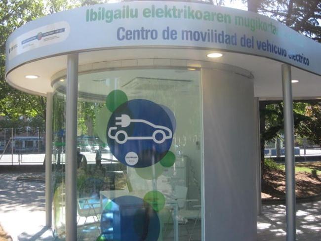 Centro de Movilidad de Vitoria-Gasteiz
