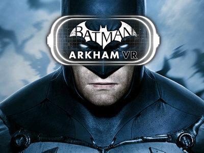Batman: Arkham VR tiene una duración de 1 hora y será exclusivo de PS VR hasta abril de 2017
