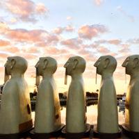 Nuestros Silencios, unas esculturas viajeras