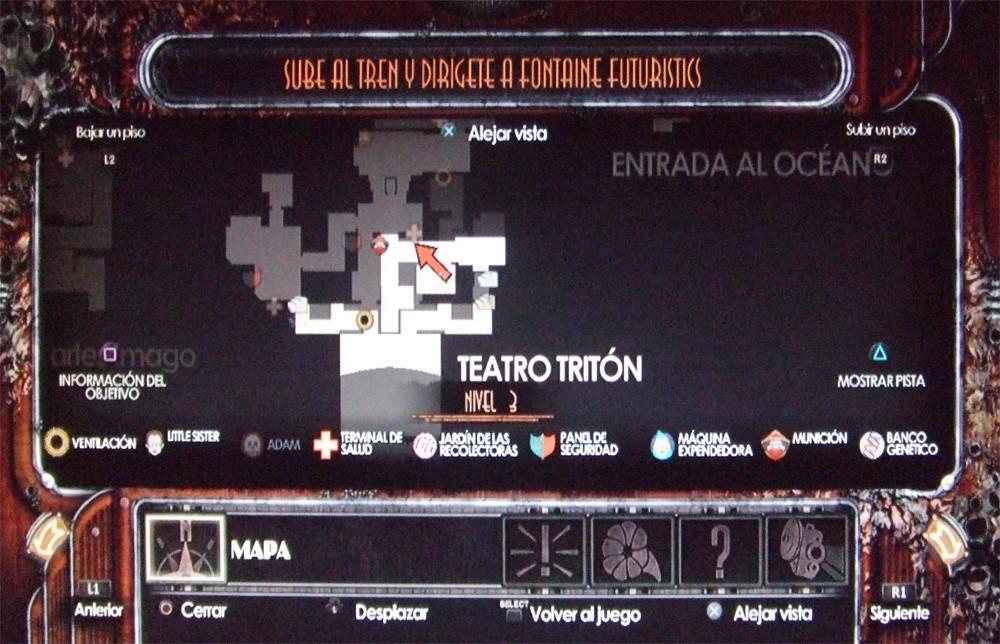 Foto de 'Bioshock 2': guía (Parque Dionysus) (21/32)