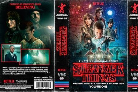 Stranger Things Cassette Box 0