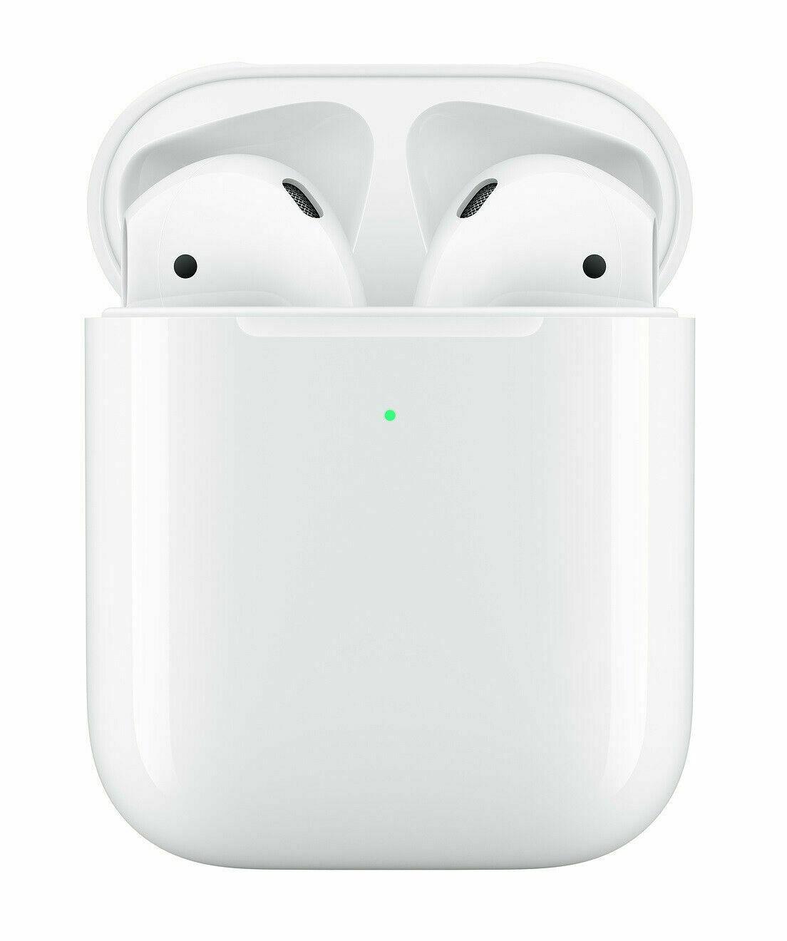 Apple AirPods 2.ª generación con estuche de carga inalámbrica MRXJ2TYA