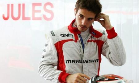 """Jules Bianchi: """"todavía no han visto lo mejor de mí"""""""