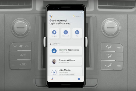 Android Auto reemplazará su interfaz móvil por el modo conducción del Asistente de Google