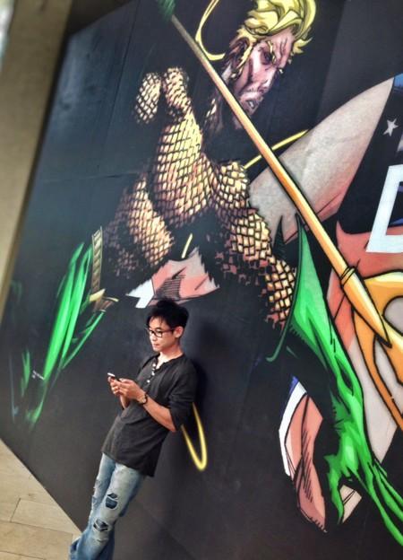 James Wan y Aquaman