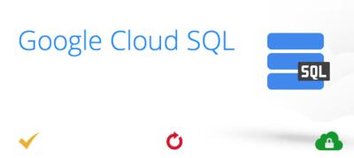 Google anuncia que Cloud SQL ya permite conexiones nativas MySQL