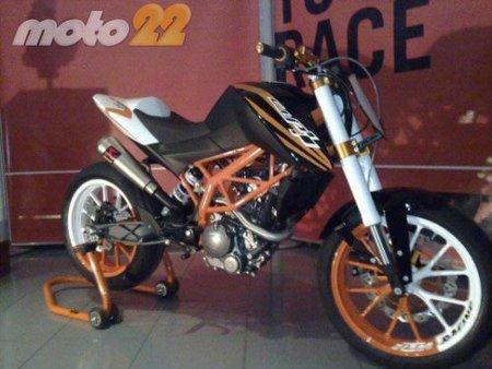 KTM 125 Project: deja de ser proyecto y llega a España