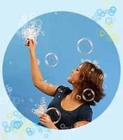 Burbujas que no revientan