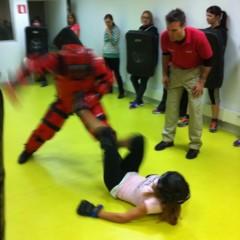 Foto 11 de 11 de la galería defensa-personal-en-dreamfit-con-side en Vitónica