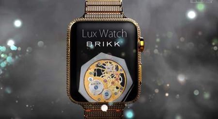 Existirá un modelo de Apple Watch de 75,000 dólares